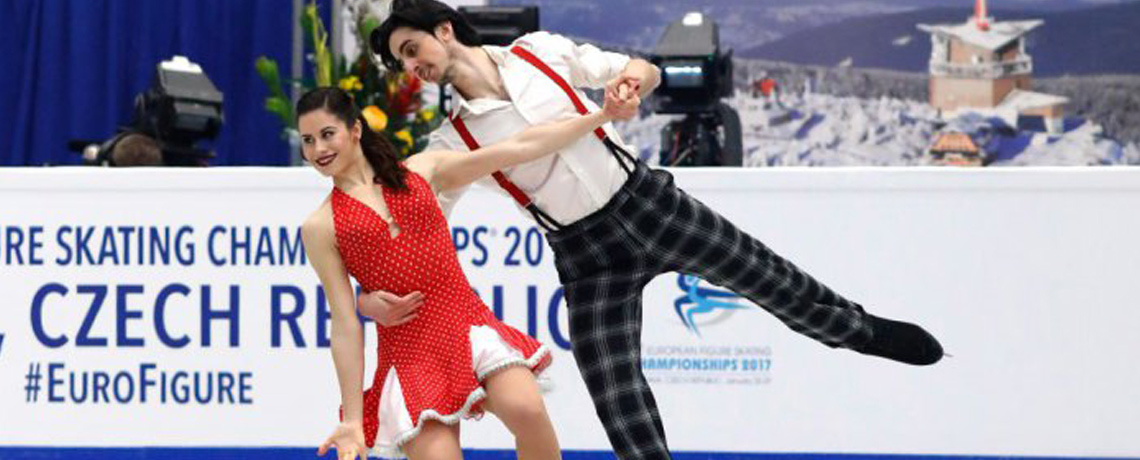 International Ice Dance Teams at Extreme Ice Center