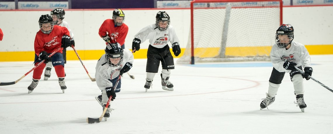 "CHECKERS, EXTREME ICE CENTER LAUNCH ""MINI CHECKERS"" PROGRAM"