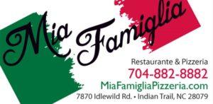 Mia Famiglia Restaurante & Pizzera
