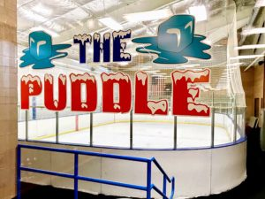 Puddle Rink Doors