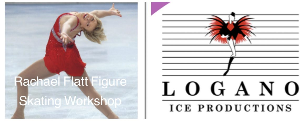 Rachael Flatt Figure Skating Workshop and Logano Performance Clinic ~ Click Here!