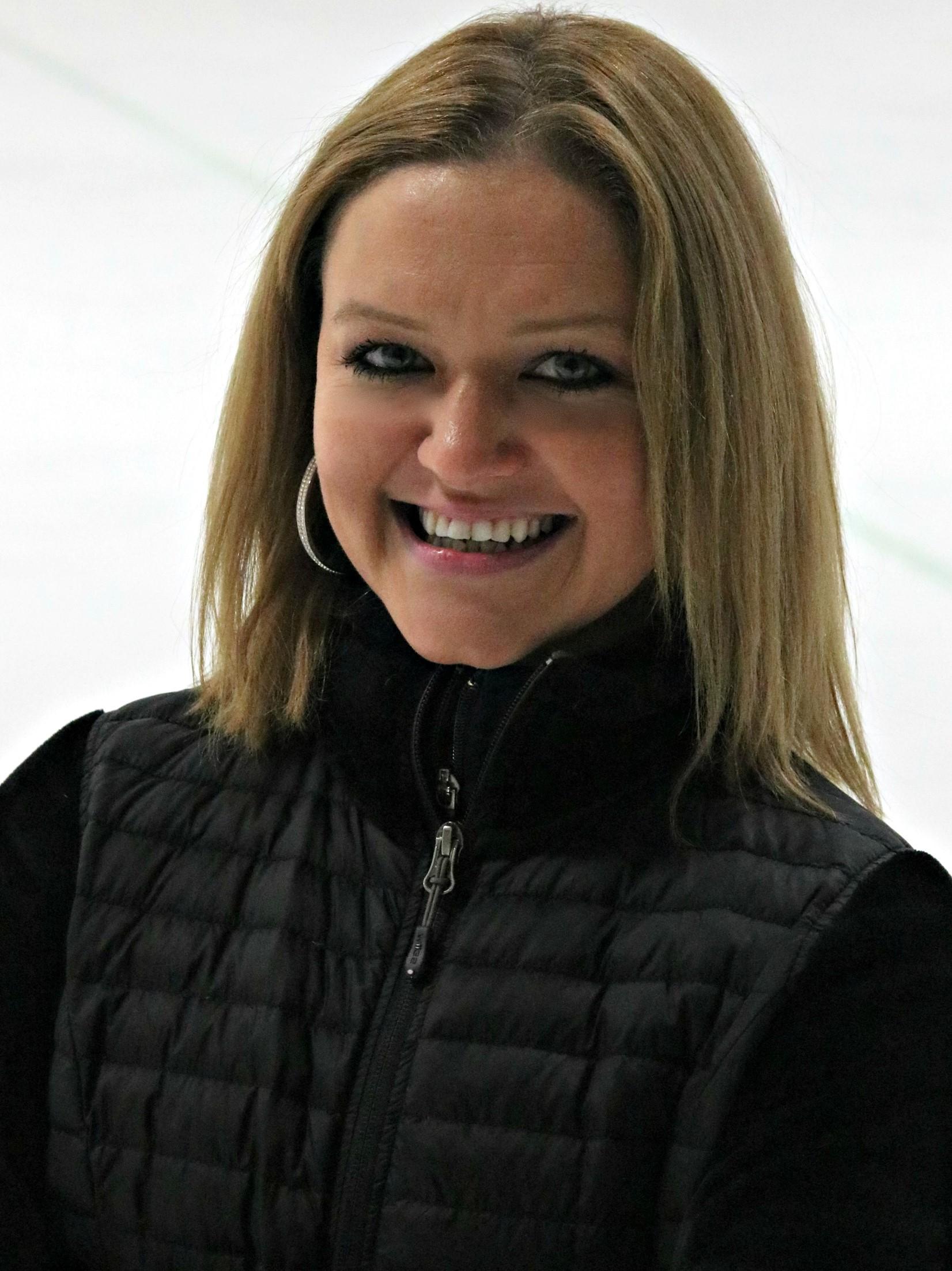 Extreme Ice Center Figure Skating Coach Alexandra Zaretsky