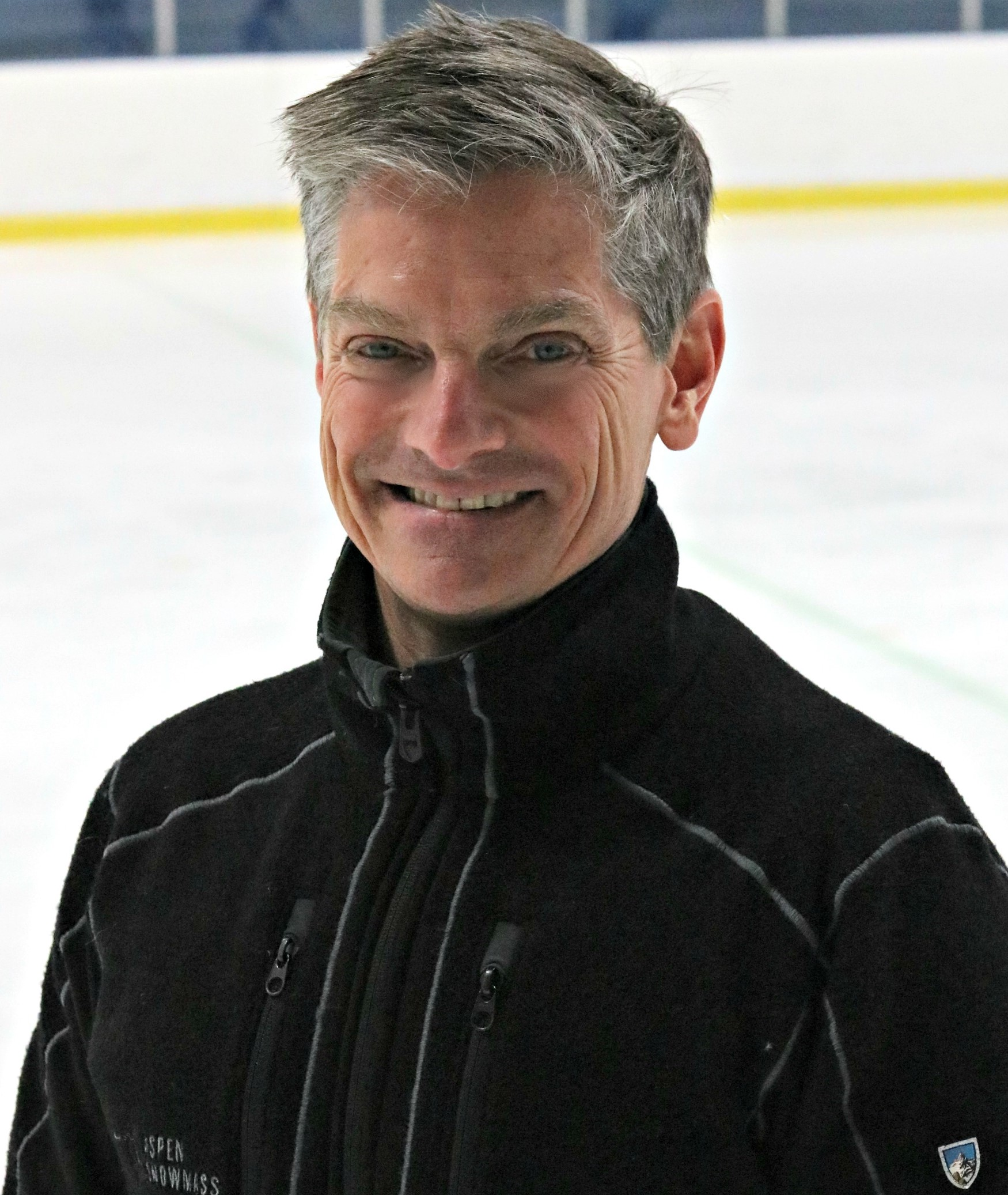 Extreme Ice Center Figure Skating Coach Paul Wylie