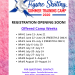 2020 Figure Skating Training Camp