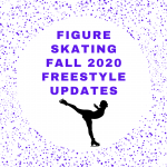 FALL 2020 – FREESTYLE UPDATES