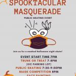 Spooktacular Masquerade